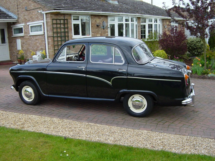 Sold or Removed: Austin Cambridge A55 Mk1 (Car: advert number ...