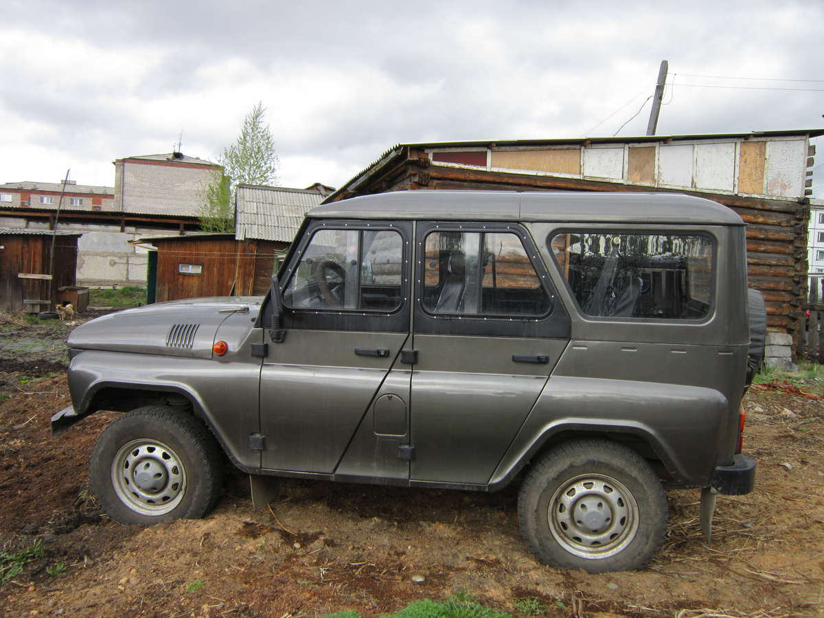 Used 2010 UAZ 3151 Photos, 2700cc., Gasoline, Manual For Sale