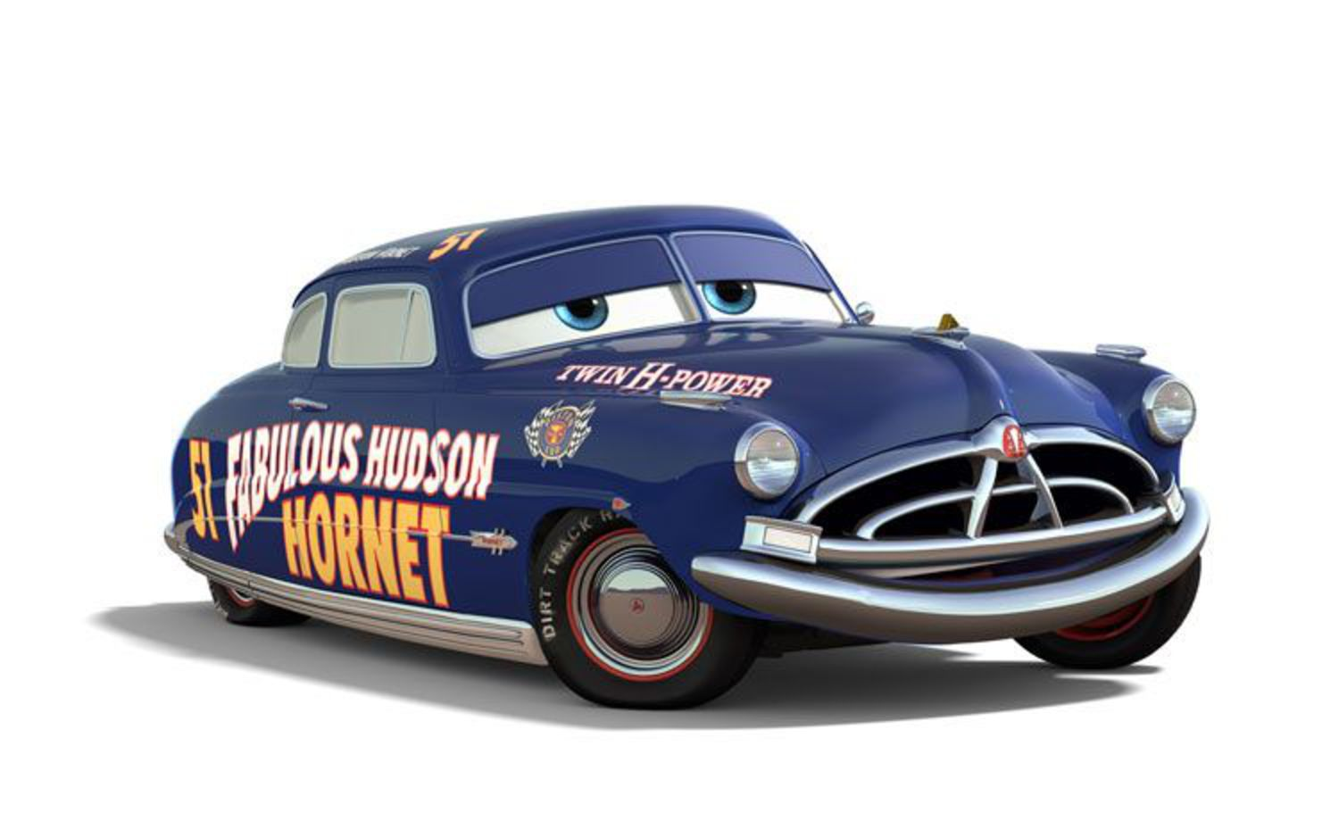 "The ""Hudson Hornet"", do you remember it? 