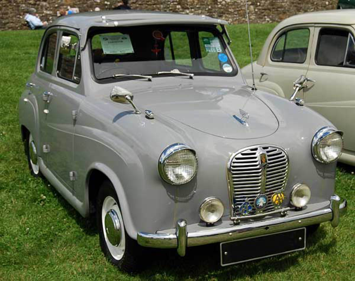 Car Photo Images - Cars and Pictures - Austin A30 1954