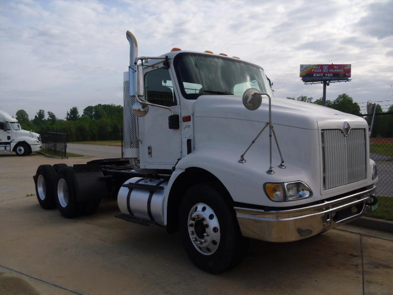 USED 2002 INTERNATIONAL 9100I TANDEM AXLE DAYCAB FOR SALE ...