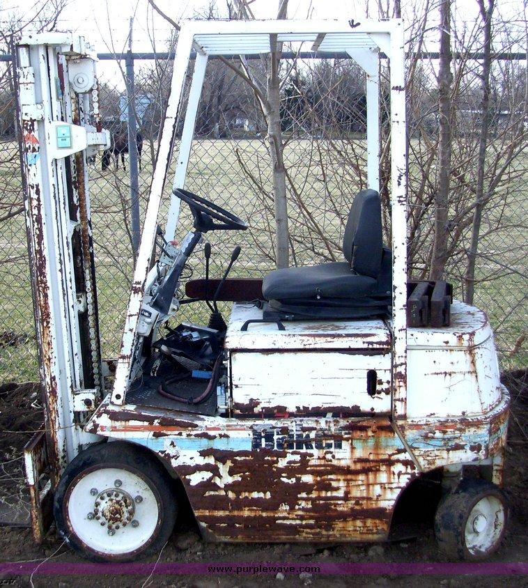 Topworldauto Photos Of Baker Forklift Photo Galleries