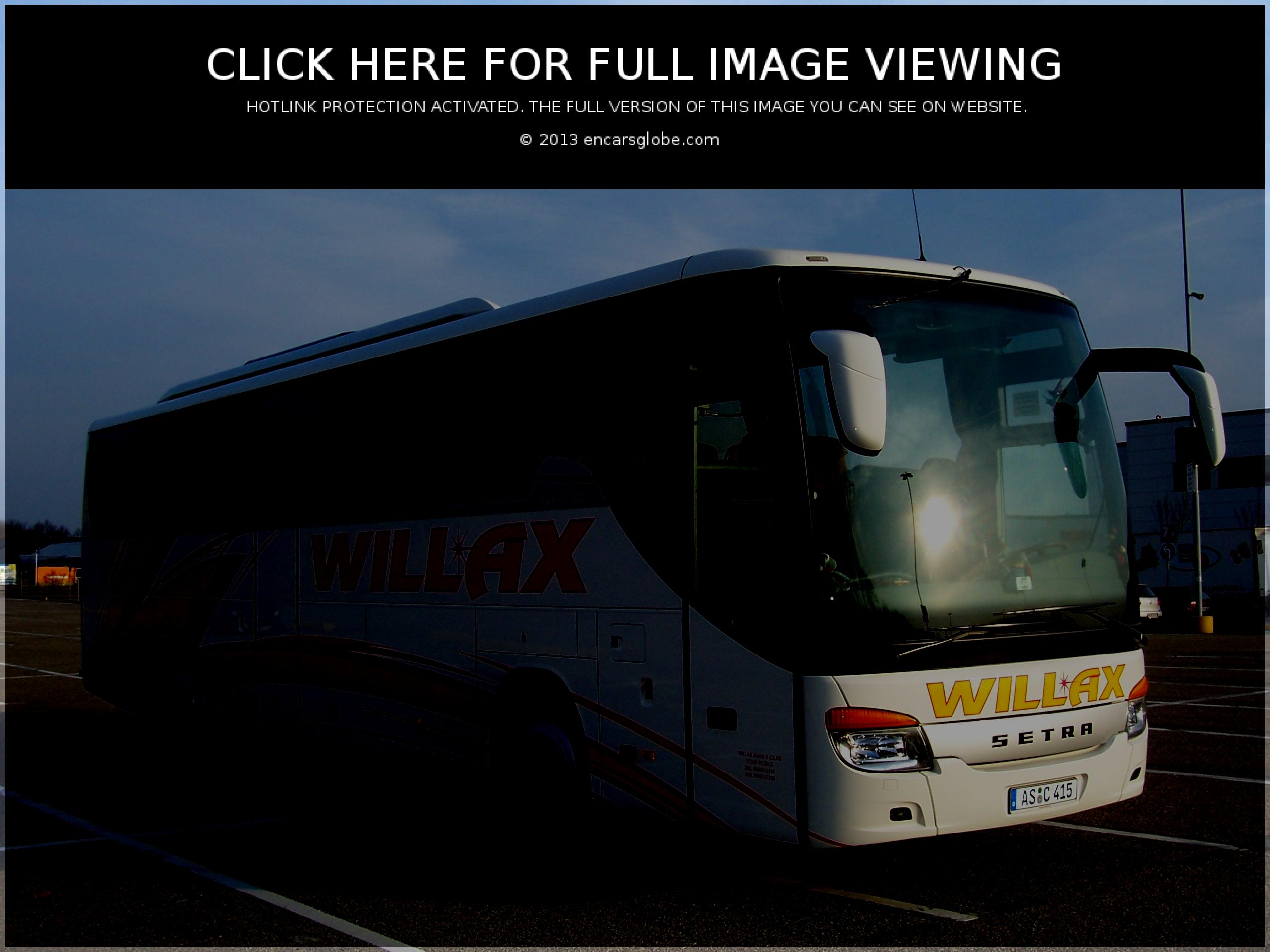 Setra S 415 GT HD: Photo gallery, complete information about model ...