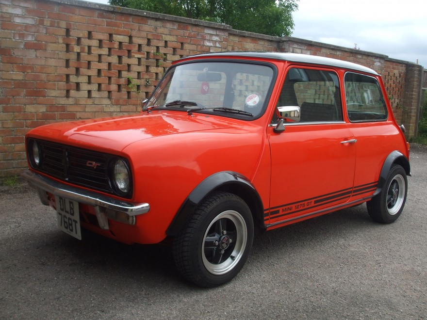 Sold or Removed: Austin mini 1275 gt clubman (Car: advert number ...