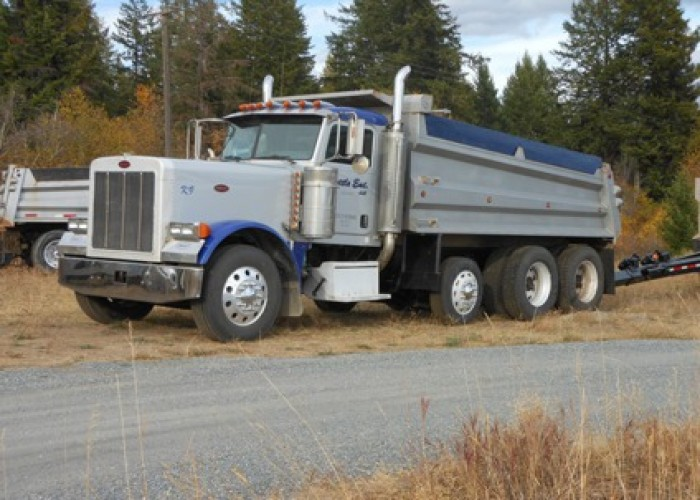 $74,500 2005 Peterbilt 379 Dump Truck (Pups available) for Sale in ...