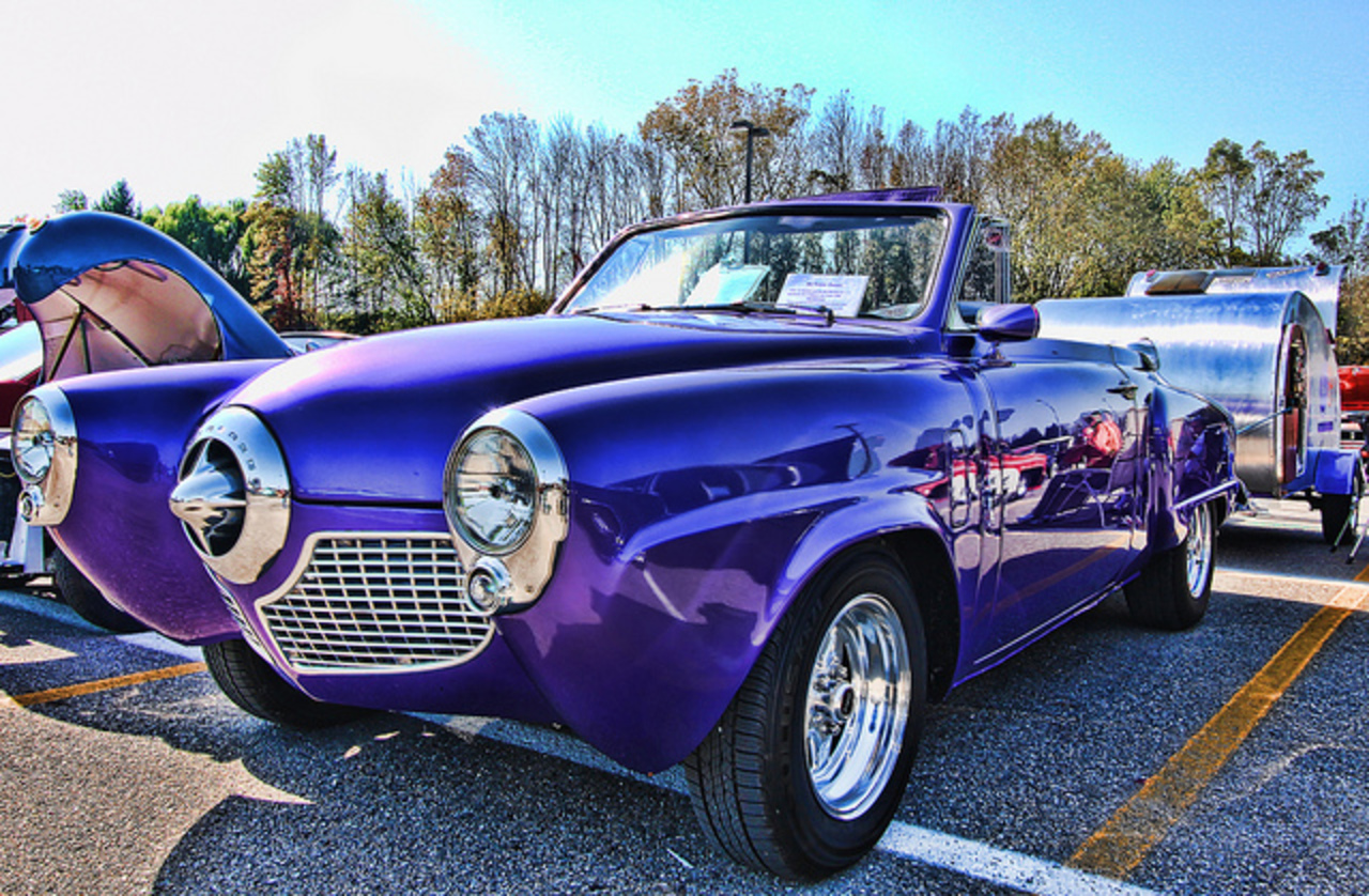 1950 Studebaker Commander Convertible | Flickr - Photo Sharing!
