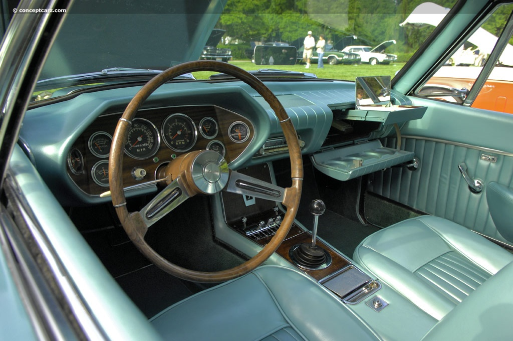 Auction results and data for 1964 Studebaker Avanti R2 (Paxton ...