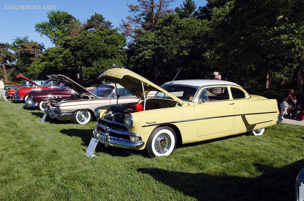 1954 Hudson Hornet Images, Information and History | Conceptcarz.
