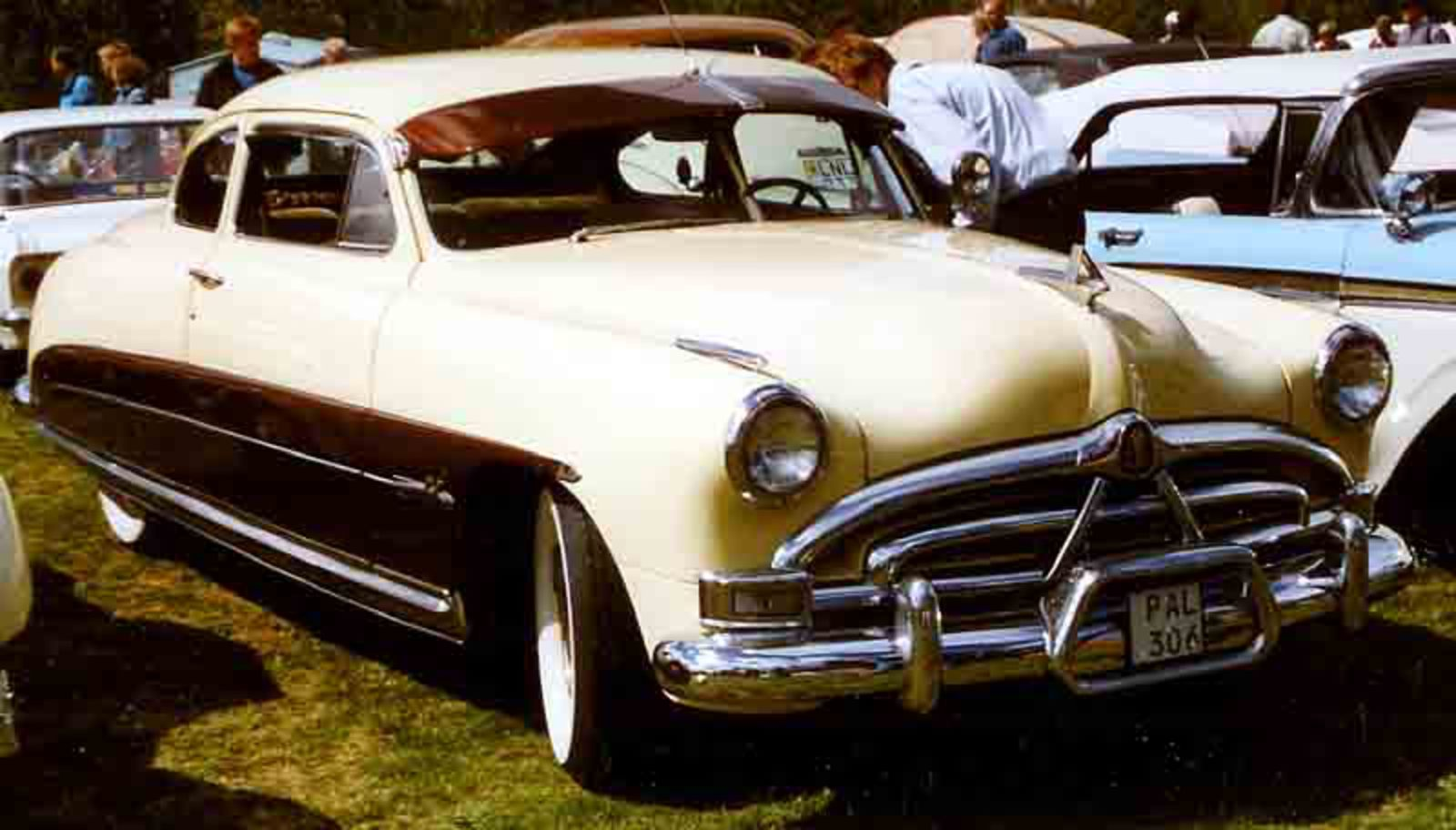 File:Hudson Hornet Club Coupe 1951.jpg - Wikimedia Commons