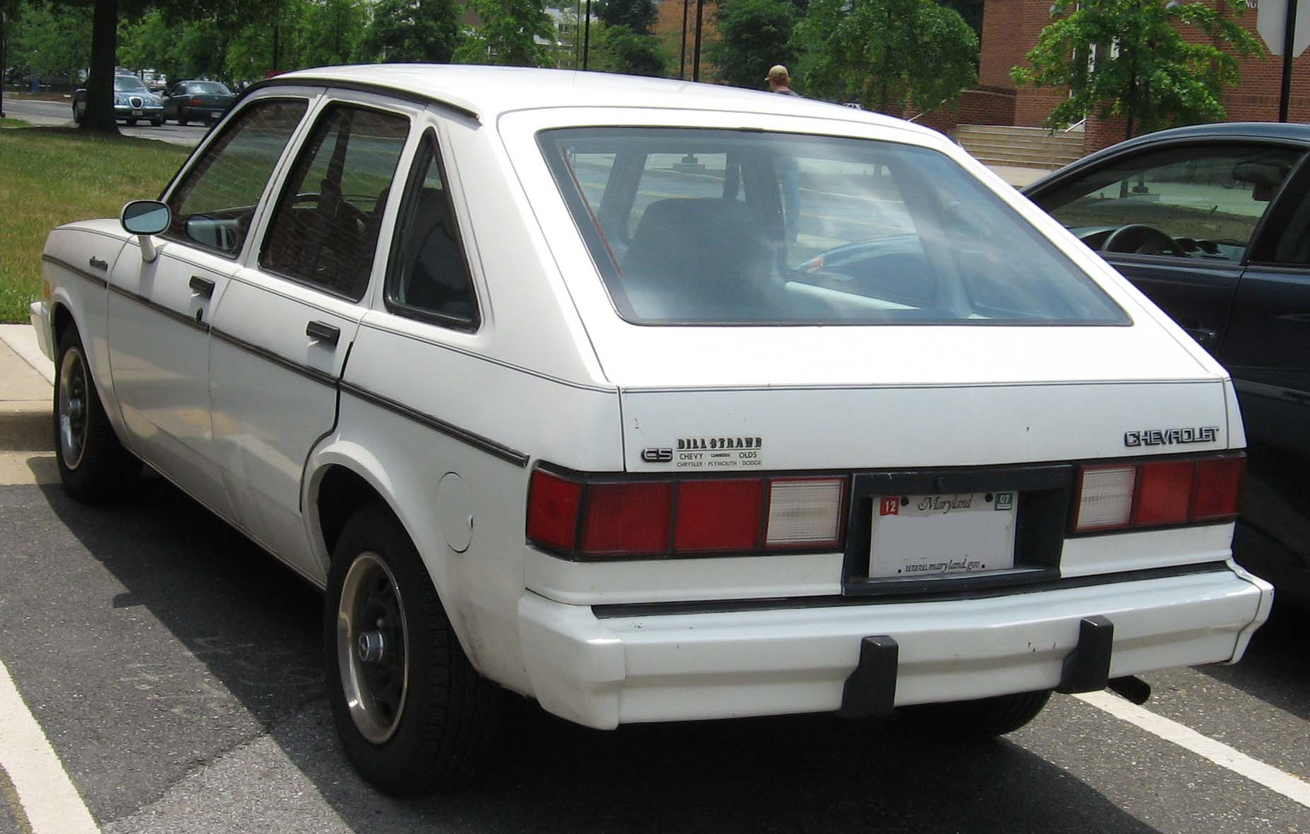 File:83-85 Chevrolet Chevette 2.jpg - Wikimedia Commons
