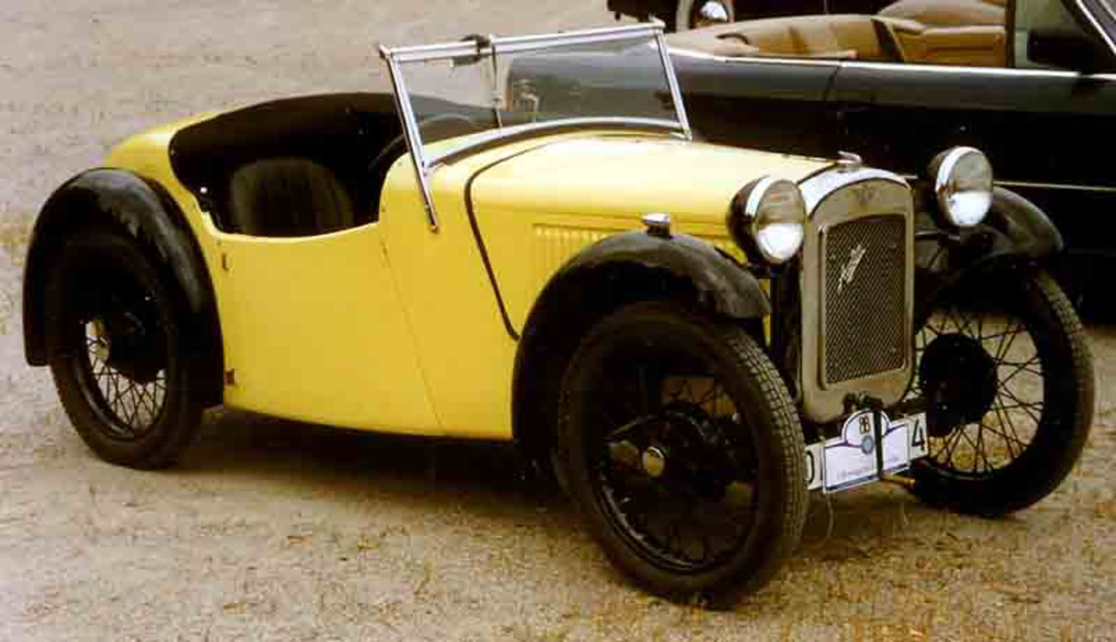 File:Austin Seven 65 Nippy 2-Seater Sport 1933.jpg - Wikimedia Commons