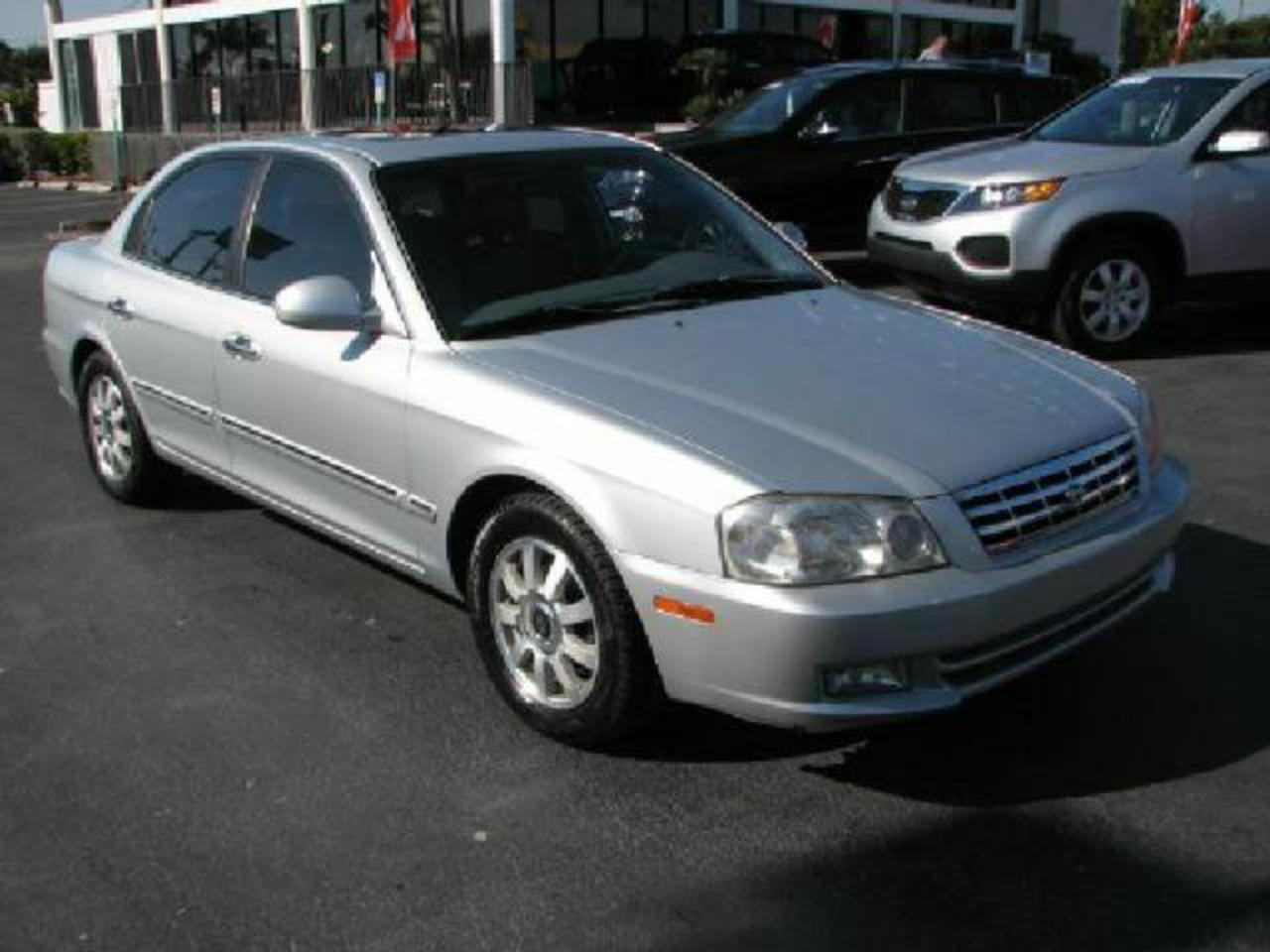 Price of 1998 Kia Optima SE V6 car