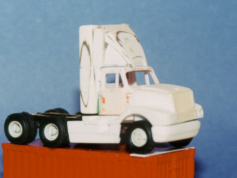 Jim Groeneweg Model Truck Picture Collection - Page 1