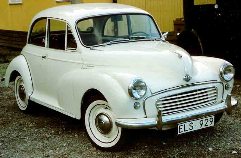 File:Morris Minor 1000 1958.jpg - Wikimedia Commons