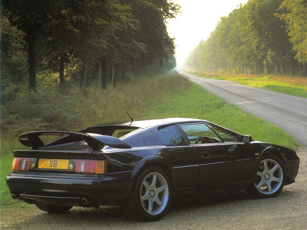 Mad 4 Wheels - 1996 Lotus Esprit V8 GT - Best quality free high ...