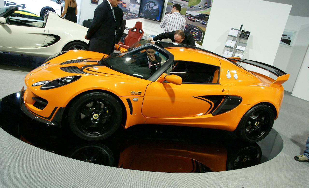 2010 Lotus Exige Cup 260 - Photo Gallery of Auto Shows from Car ...
