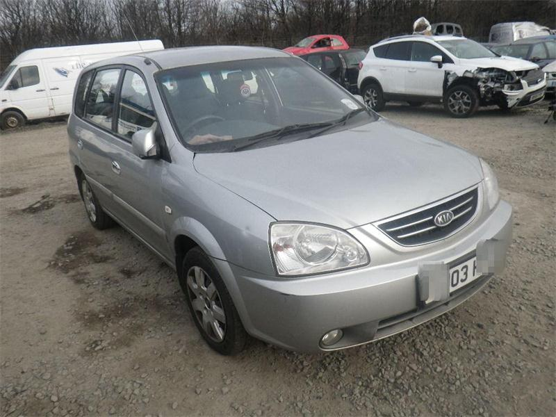 2003 2003 Kia Carens LX 16V (Petrol / Manual) breaking for used ...