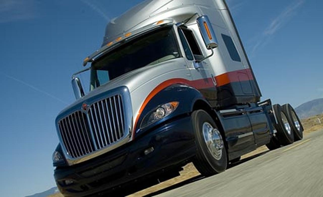 Truck Stuff: 2007 International Prostar Limited - Photo Gallery of ...