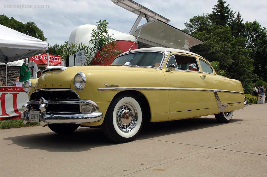 1954 Hudson Hornet Images. Photo: 54-