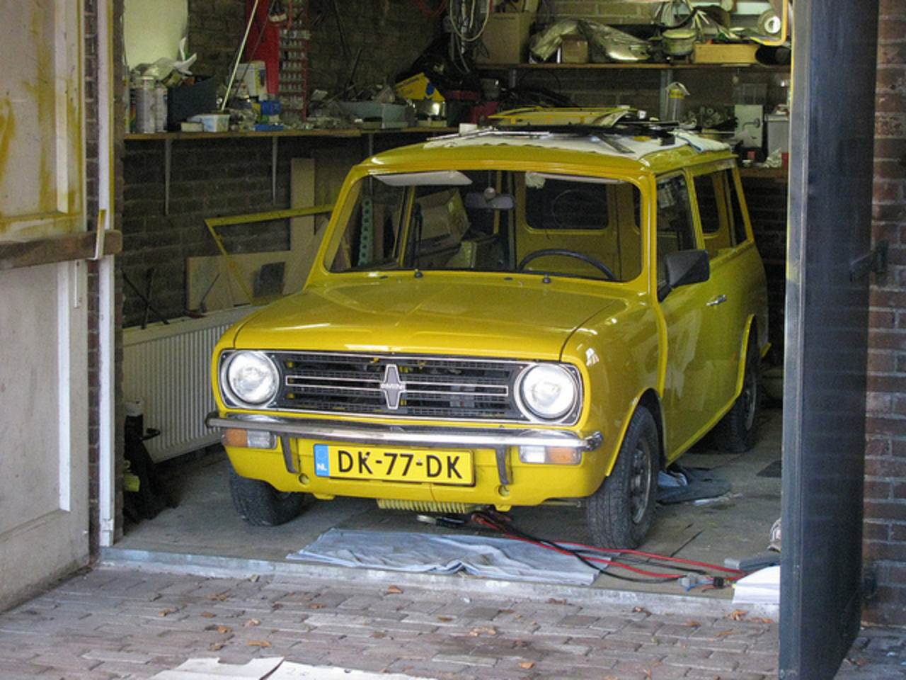 Mini Clubman Estate 1100 | Flickr - Photo Sharing!