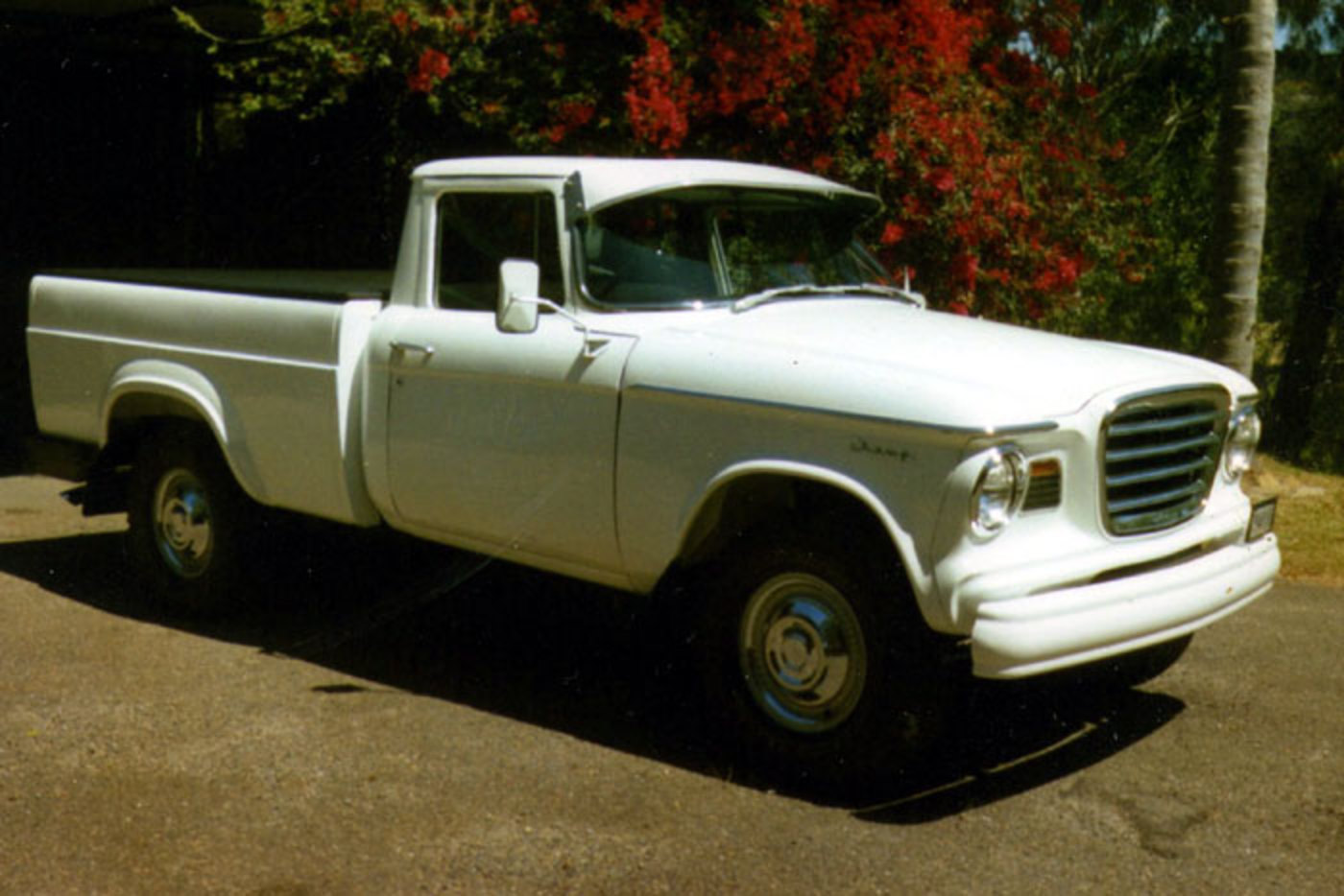 Truckstop Classic: 1960 Studebaker Champ – Needs Some Fresh Horsepower