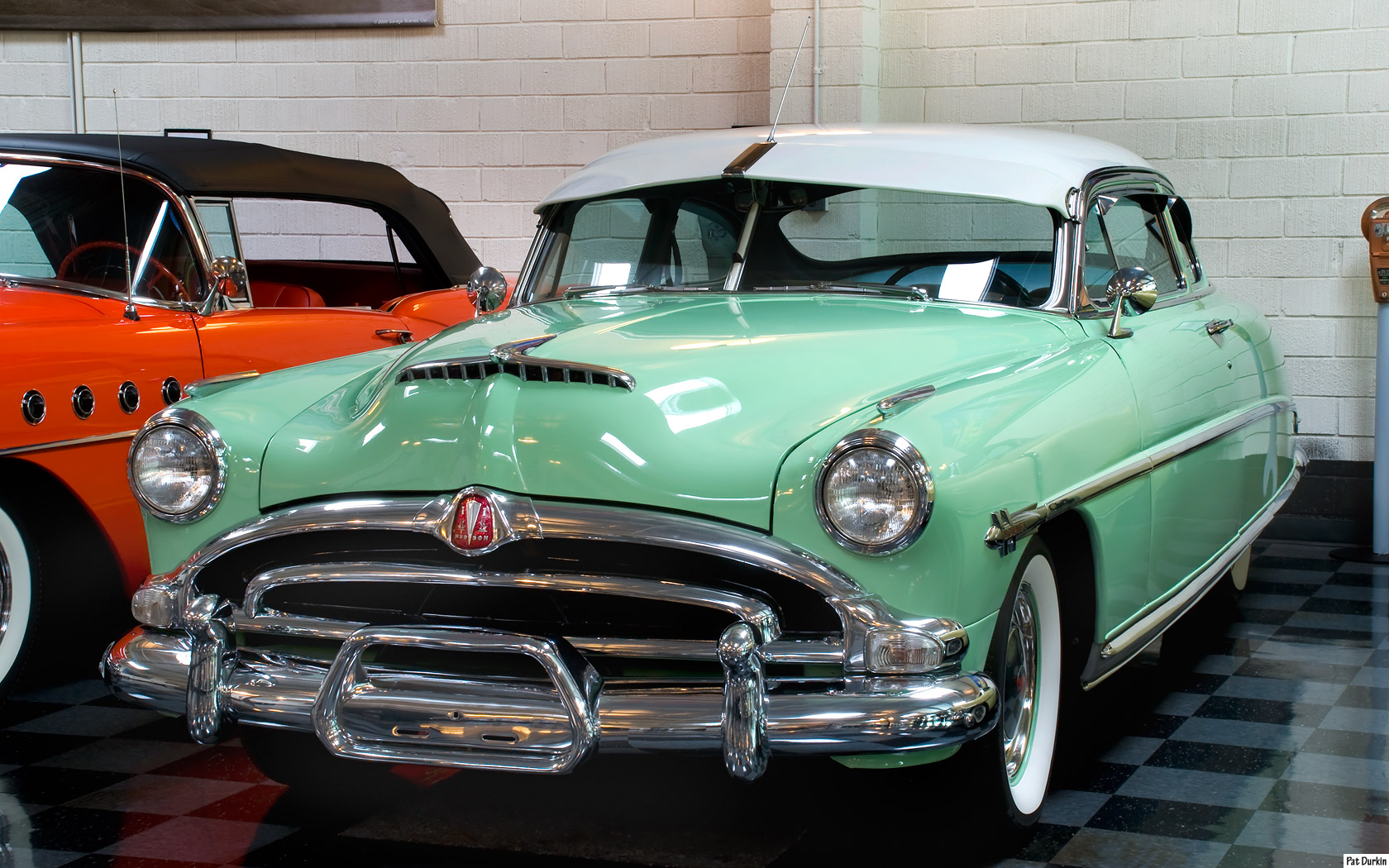 1953 Hudson Hornet Coupe - fvl - AACA Photo Gallery