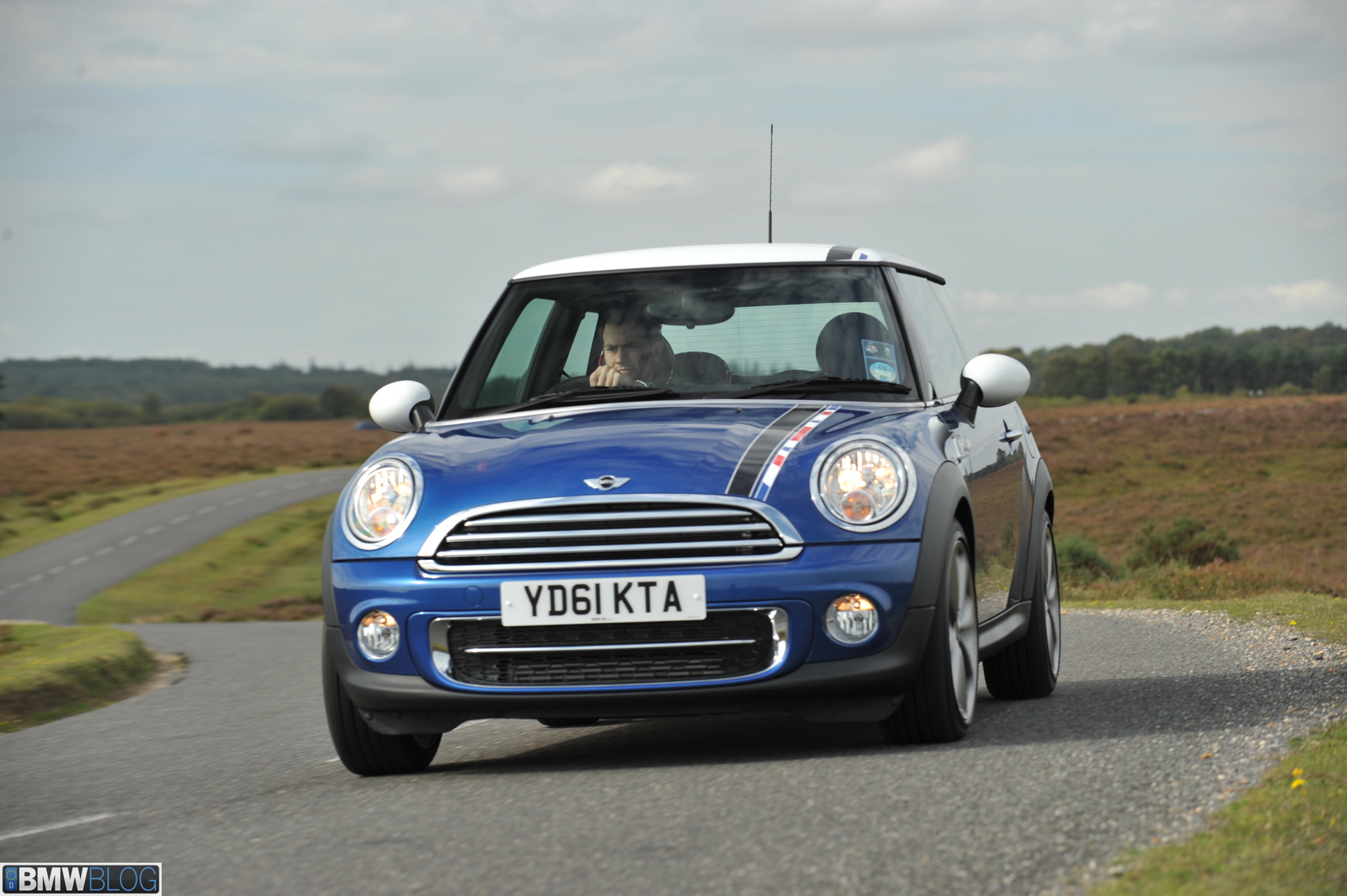 What Car? has named the MINI Cooper D the most 'Fun Green Car'