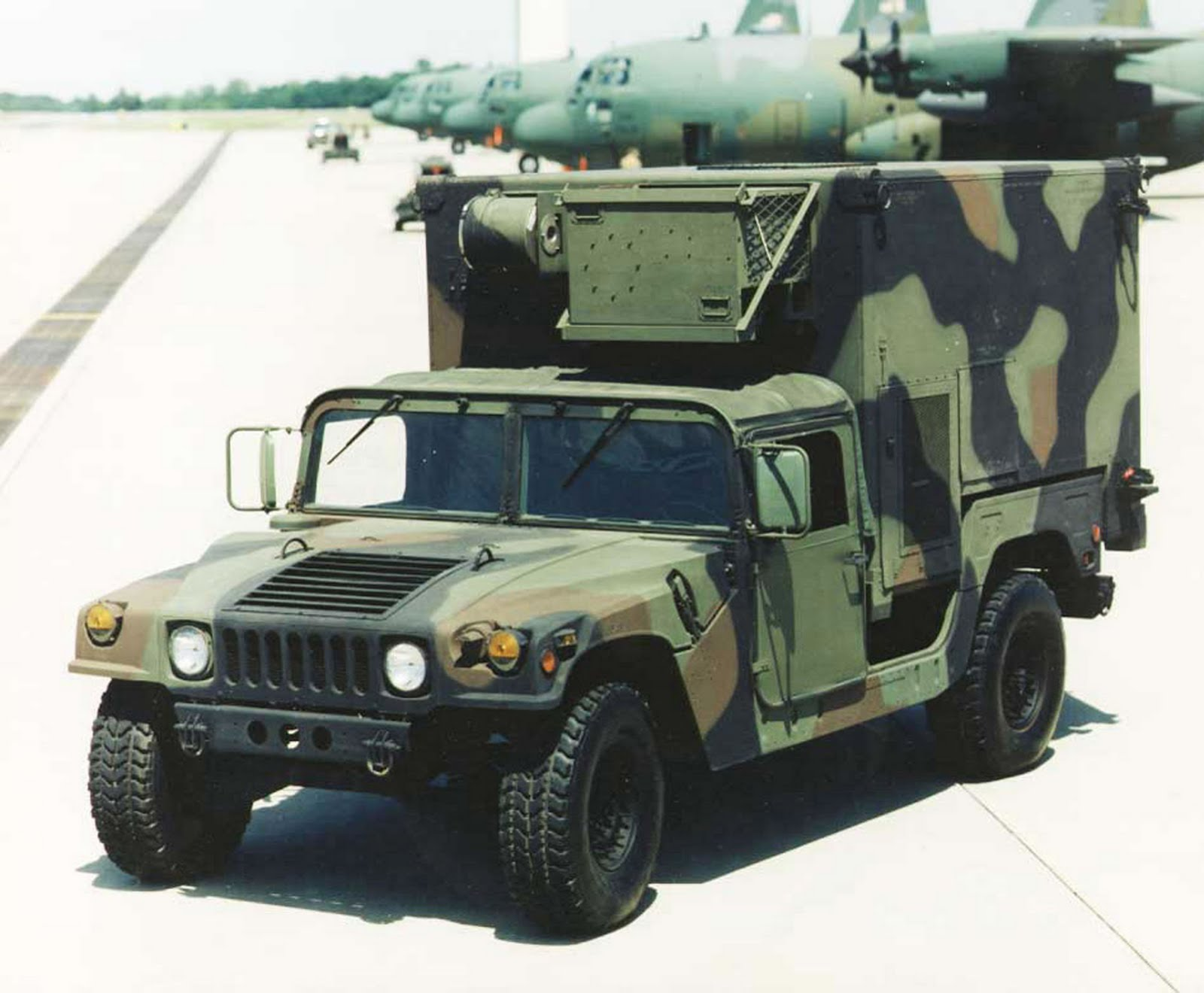 AM General HMMWV M1097: Photo gallery, complete information about ...