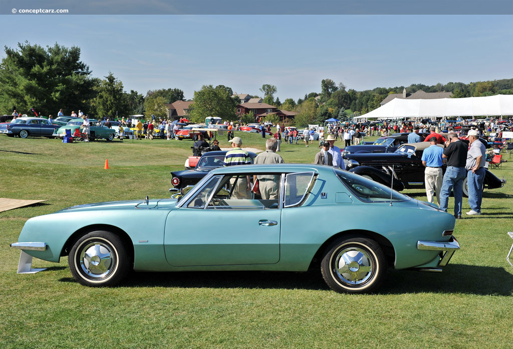 Auction results and data for 1963 Studebaker Avanti R2 | Conceptcarz.