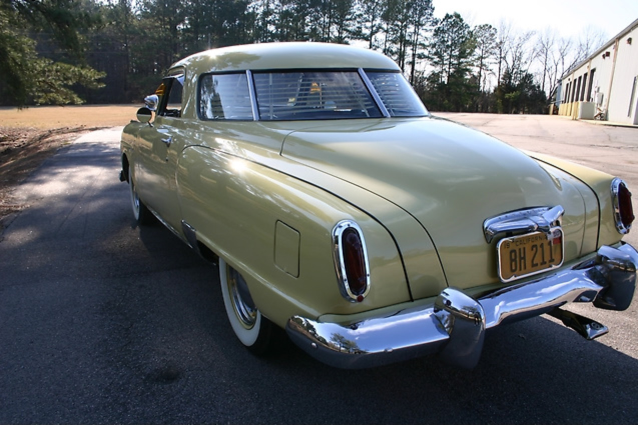 Hooniverse Low-Mileage Weekend Edition – A 1950 Studebaker ...
