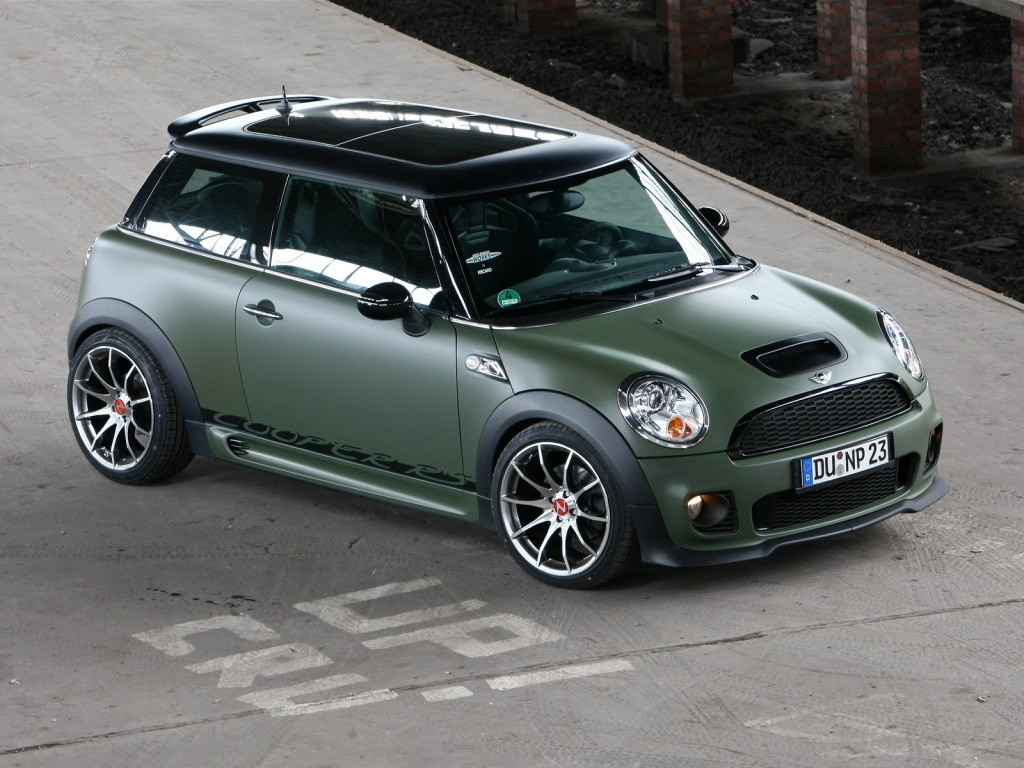 NOWACK MOTORS Mini Cooper S JCW photos and wallpapers - tuningnews.