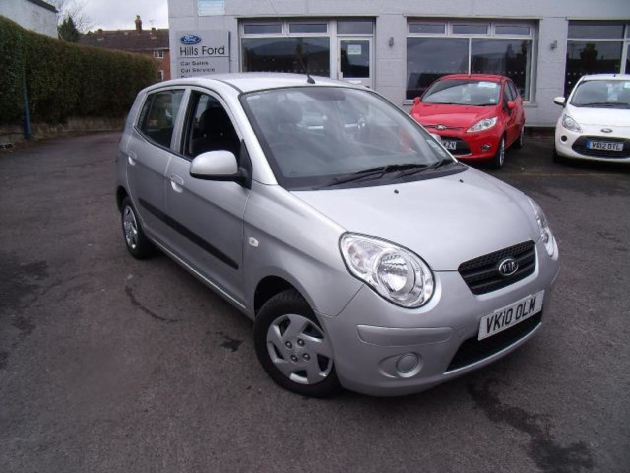 Kia Picanto LX, Blue, 2005, | Friday-Ad classifieds