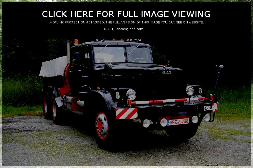 KrAZ 258 B: Photo gallery, complete information about model ...