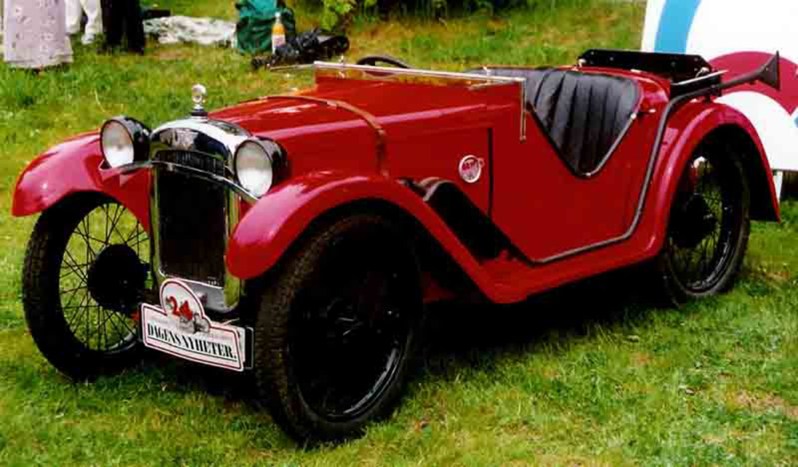 File:Austin Seven Ulster 2-Seater Sports 1930.jpg - Wikimedia Commons