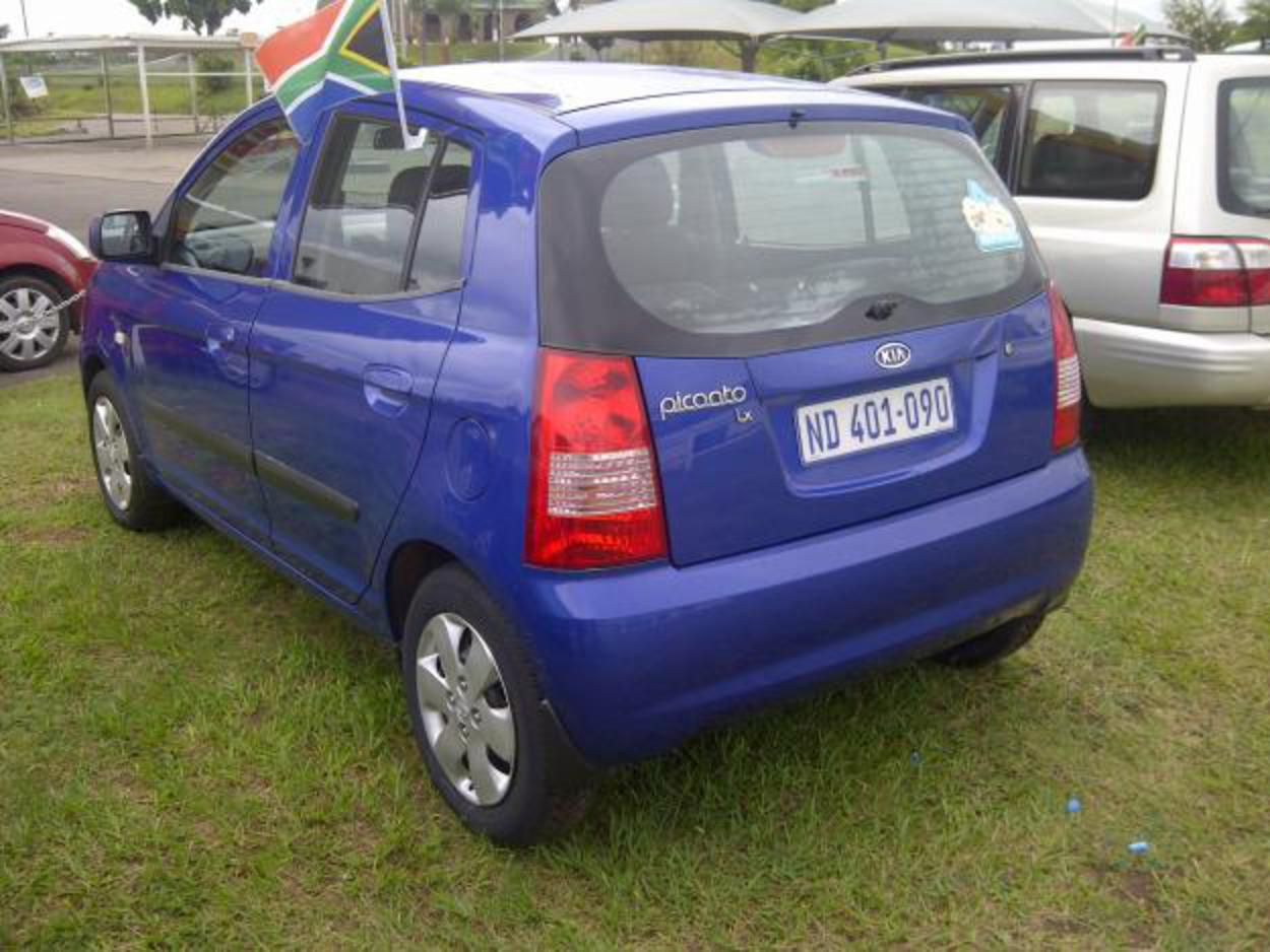 VERY NEAT CHEAP KIA PICANTO LX FOR SALE WITH ROADWORTHY (COR ...