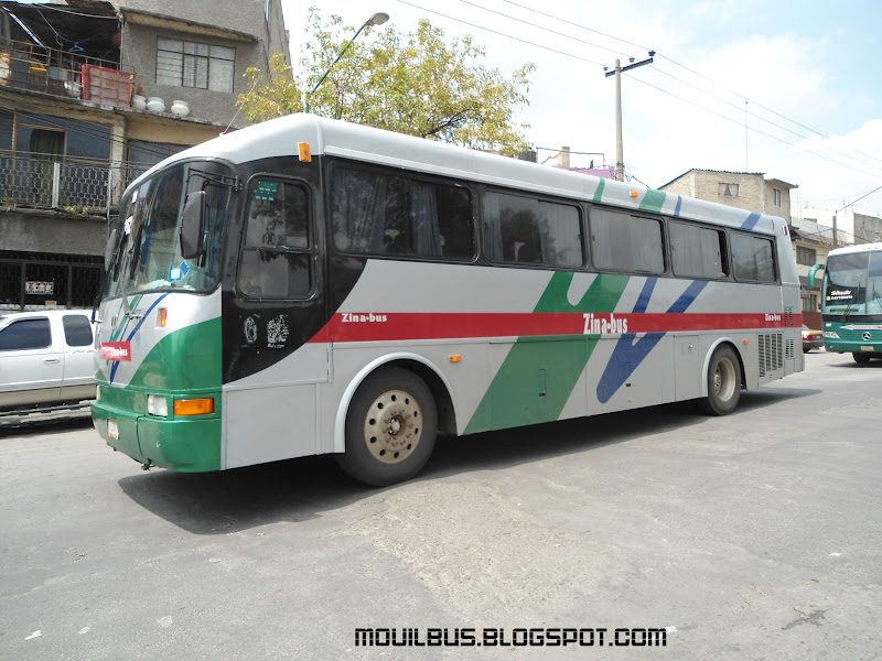 MOVILBUS: OISA HALCON ZINA BUS