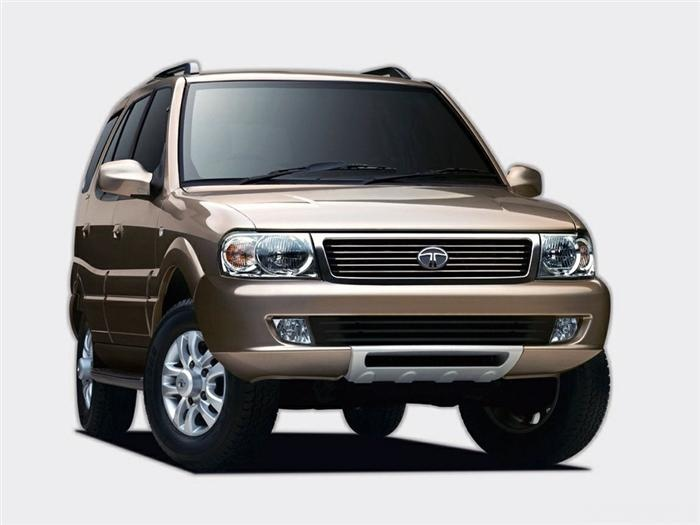 NEW INTRODUCTION: TATA SAFARI