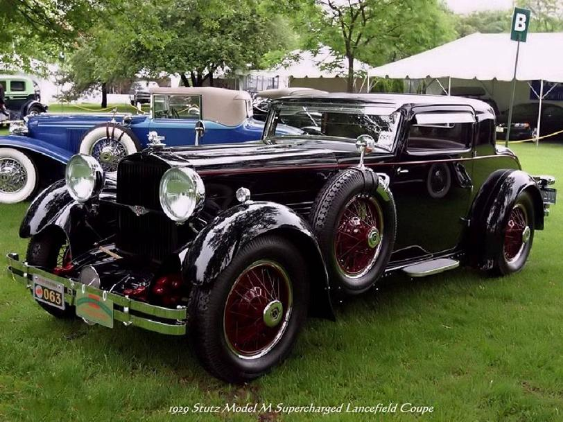 Stutz BB 4-door convertible Photo Gallery: Photo #08 out of 12 ...