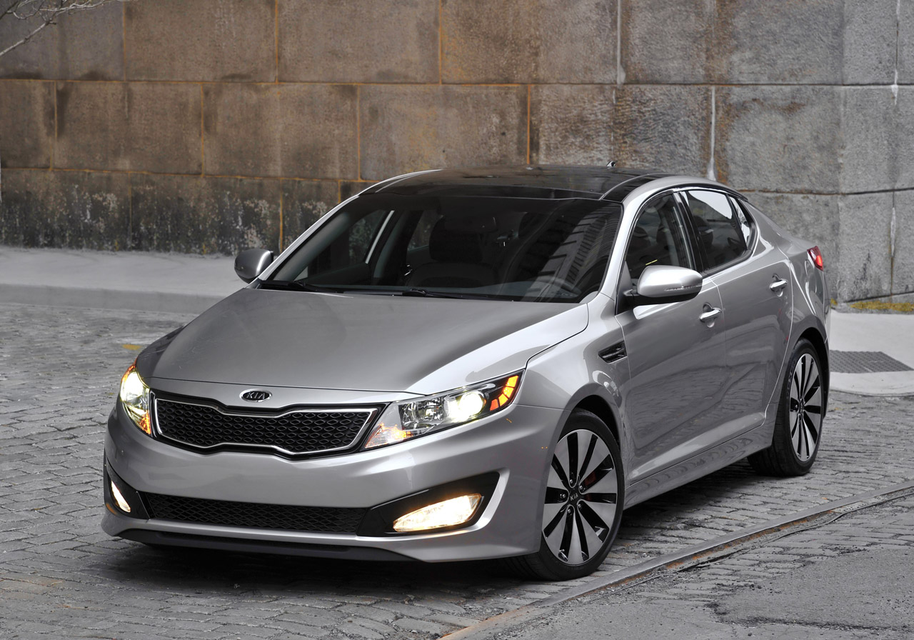 Kia Optima Parts - Dave's Discount Auto Parts