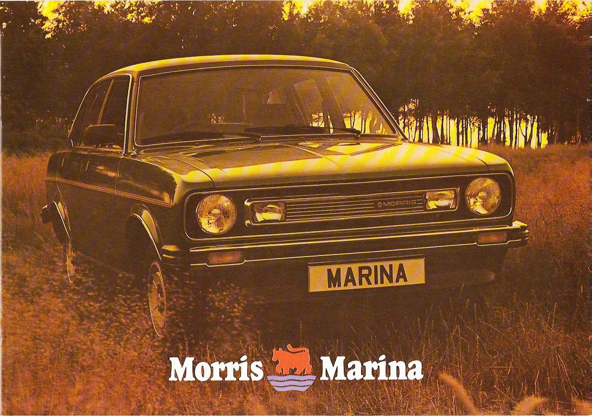 More Than You Ever Cared To Know About The Morris Marina's Door ...