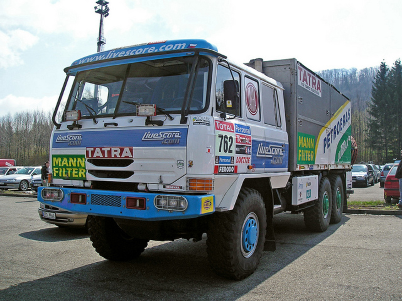 Flickr: The Trucks and Trucking in UK and Europe Pool