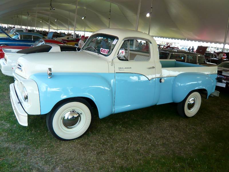 Barrett-Jackson Palm Beach 2011 - Auction Report and Analysis