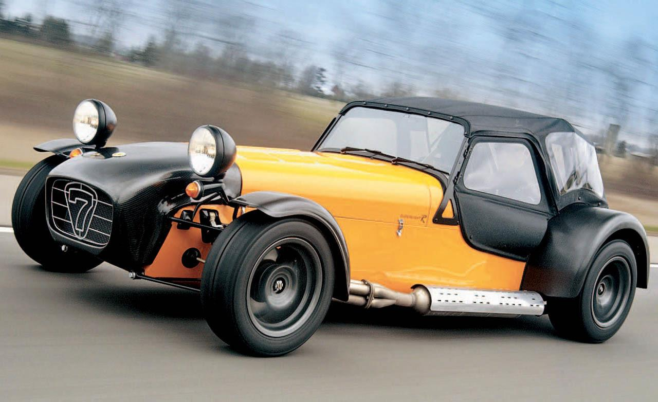 Caterham Seven Superlight R photo