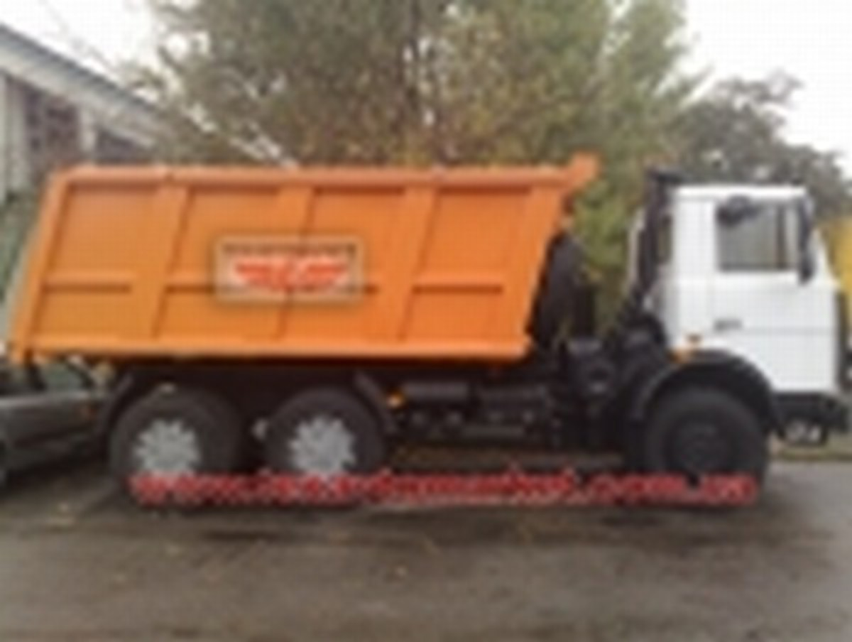 2008: MAZ 551605-271, 271-050*, 273** for sale | Used MAZ 551605 ...