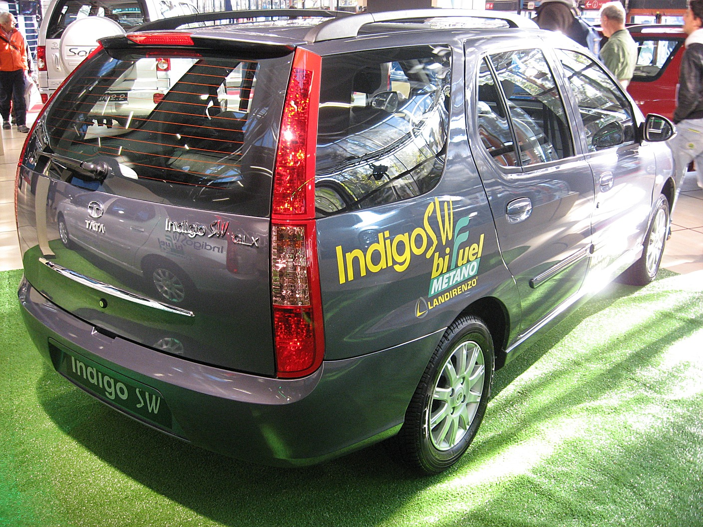File:Tata Indigo-SW Rear.JPG - Wikimedia Commons