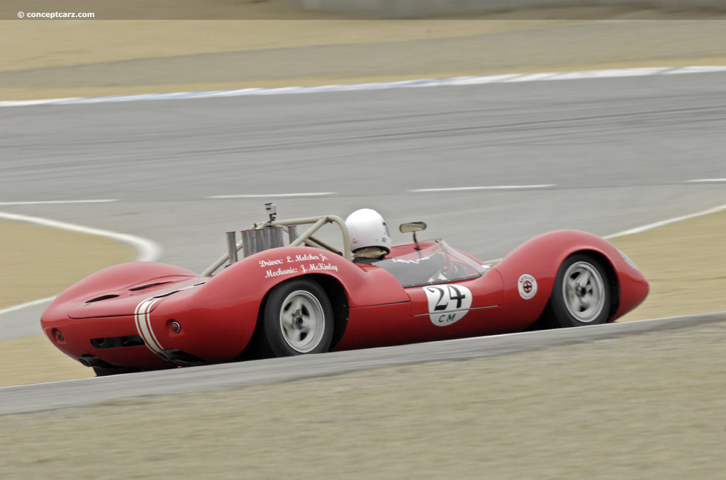 1964 Lotus Type 30 Images, Information and History | Conceptcarz.