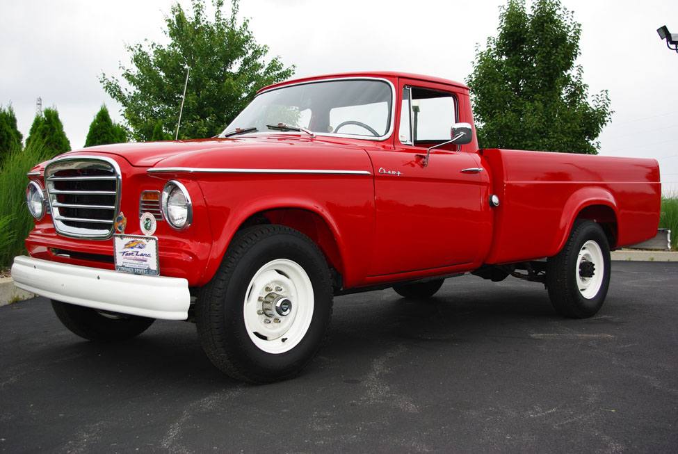 1963 Studebaker Champ 3/4 Ton Pickup at Fast Lane Classic Cars