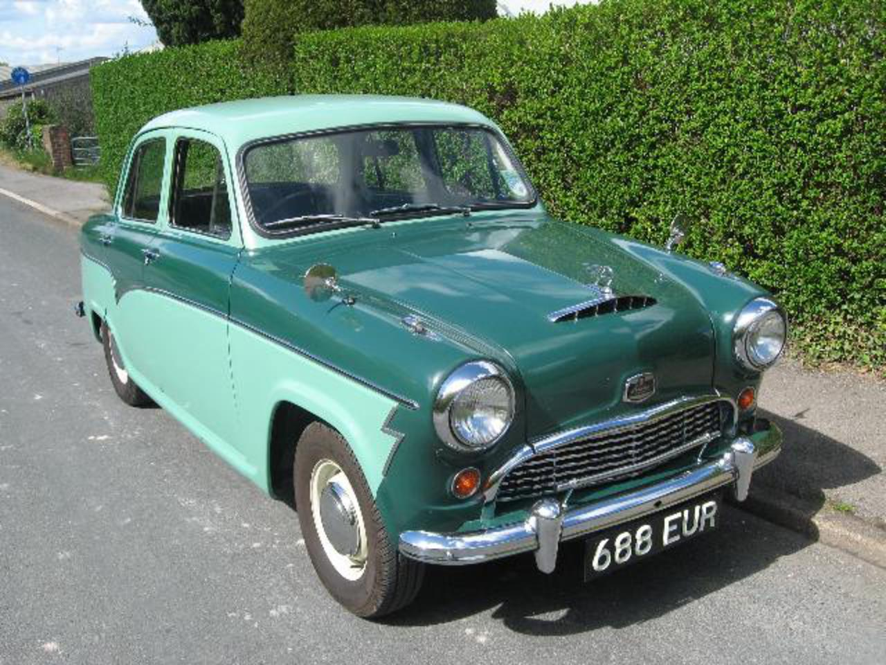 SOLD | 1959 Austin A55 Cambridge