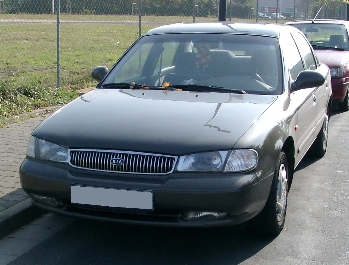 KIA Clarus. Car Technical Data. Car specifications. Vehicle fuel ...