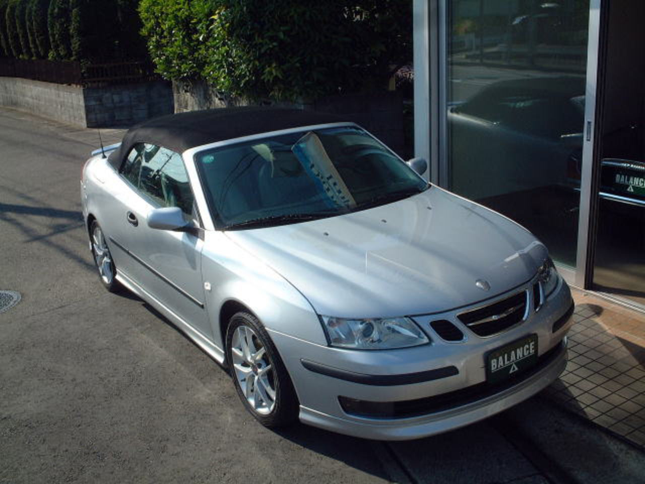 saab 9-3 aero 2004 related images,101 to 150 - Zuoda Images